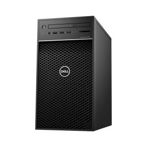 Dell Precision 3630 Desktop, Intel Core i9-9900K (16MB, 3.6 GHz, 8-Cores) with UHD Graphics 630, 32 GB DDR4 RAM, 2 TB HDD + M.2 512GB NVMe SSD, Windows 10 Professional