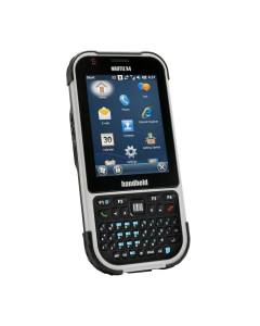 """NAUTIZ X4,Texas Instruments AM3715 1 GHz, 512MB, 3.5"""" resistive touch, Rear Cam, 2d Imager Scanner, Windows Embedded Handheld 6.5 / Android 4.2.2"""
