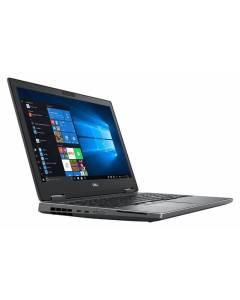 """Dell Precision 7530 laptop, 15.6"""" FHD IPS Non-touch, Intel Core i7-8750H, 16GB DDR4, M.2 512GB NVMe PCIe, NVIDIA Quadro P1000, Wi-fi, Bluetooth, Webcam, Win 10 Pro"""