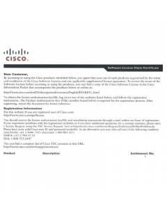 A9K-AIP-LIC-E Cisco ASR 9000 Series Feature License in Dubai