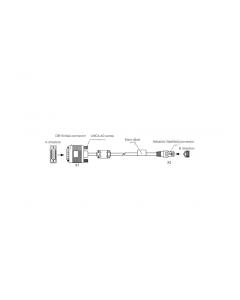 CAB-E1-120ohm-15-NIC