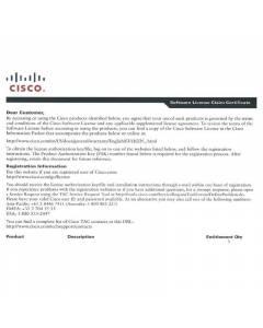 A9K-24X10-OPT-LIC Cisco ASR 9000 Feature License in Dubai