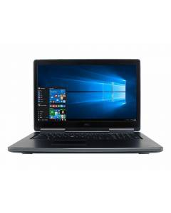 "Dell Precision 7710 laptop, 17.3"" UltraSharp UHD (3840 x2160), Intel Core i7-6920HQ (4 Core, 2.90GHz) 64GB, M.2 1TB SSD NWMe, Webcam, Wi-fi, Bluetooth, Windows 10 Pro"